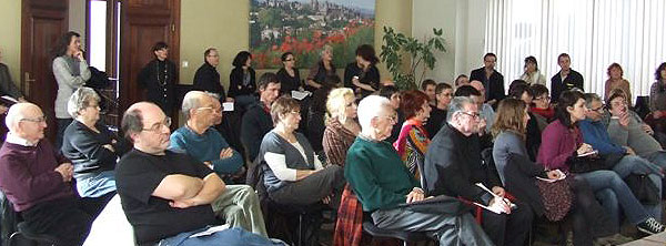 Reunion commission Tourisme carcassone
