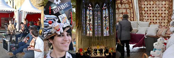 Fête du Pays de Carcassonne, Terre de Séjours édition 2013 !
