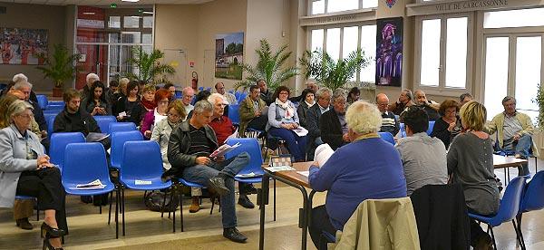 Réunion commission tourisme, culture, patrimoine et viticulture