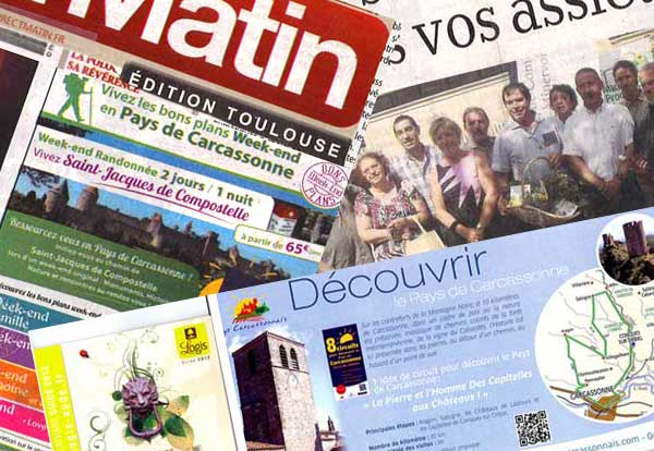 parution presse pays carcassonne