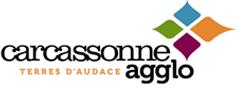 Logo communaute d'agglomeration de Carcassonne